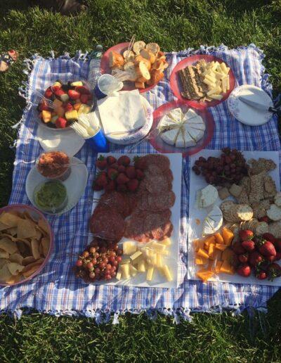 Event picnic